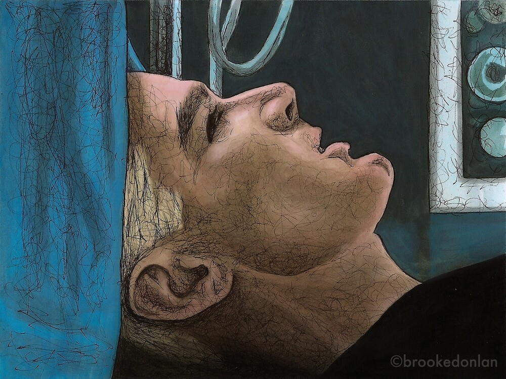 Out of my Mind - Spike - BtVS by Brooke Donlan