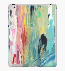 Pastel Rainbow Oil Abstract iPad Case/Skin