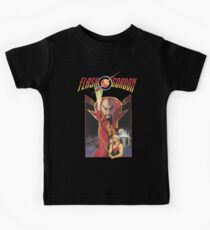 Flash Gordon Kids Tee