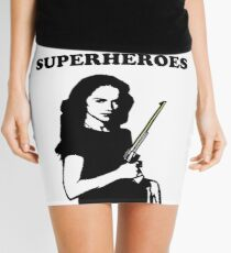 Single moms are super heroes Mini Skirt