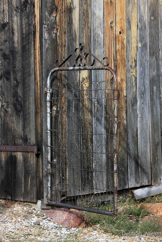 The Gate by Deborah  Allen
