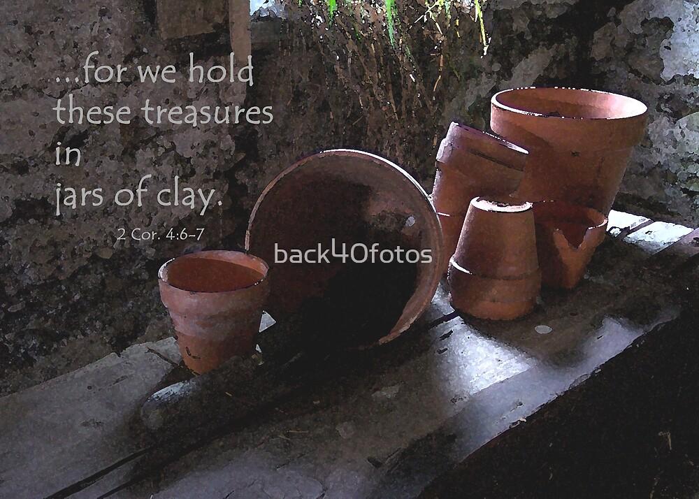 Clay Pots by back40fotos