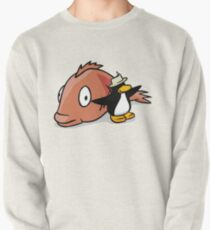 You've Caught The Big Fish! Pullover