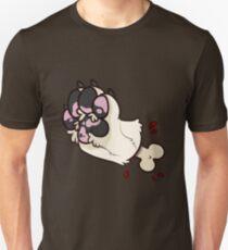 Husky / Malamute / Samoyed Paw Gore T-Shirt