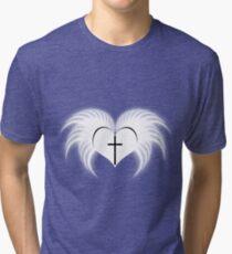 Goth faith ? (2) Tri-blend T-Shirt