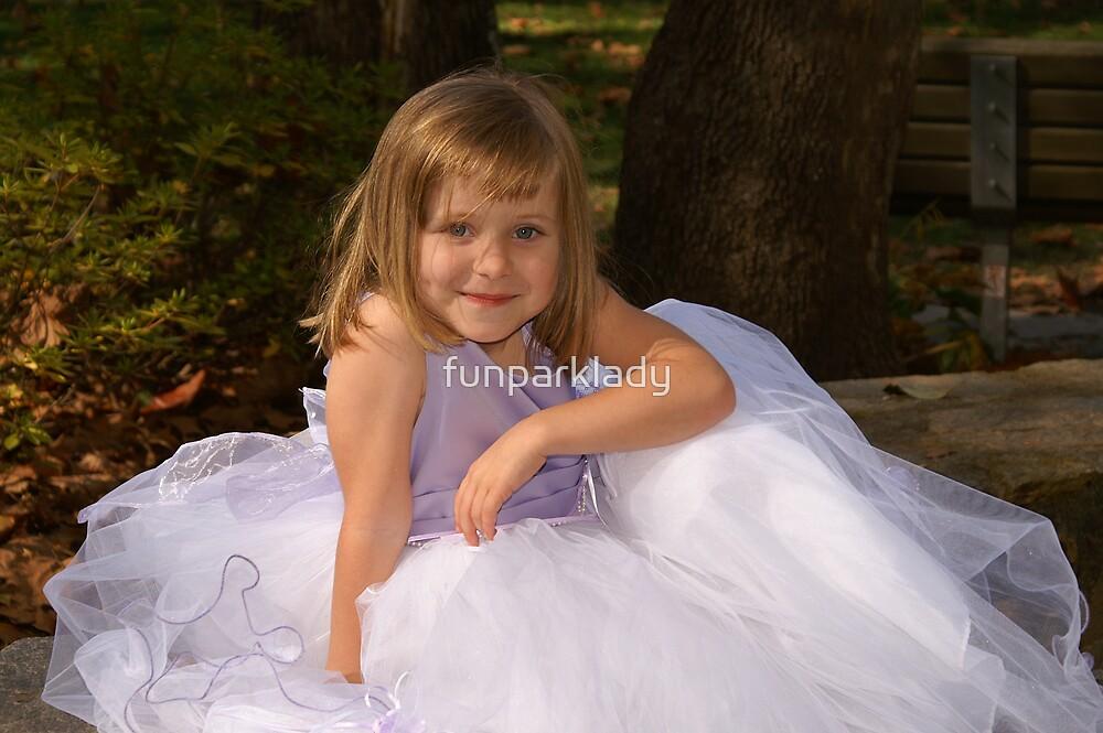 Miss Princess by funparklady