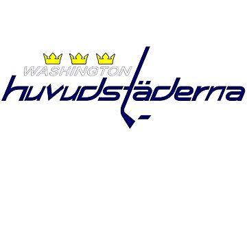 Swedish Capitals Logo  by joshanda
