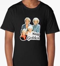 Stay Golden Long T-Shirt