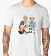 Stay Golden Men's Premium T-Shirt