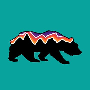 Great Mountain Bear by MBassett500