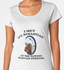 I Met Lil' Sebastian Women's Premium T-Shirt
