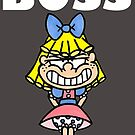 BOSS!!! by JonsCrazyShirts