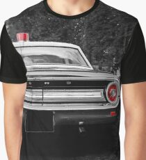 1964 Ford Galaxie 500, Police Car Graphic T-Shirt