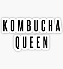 Kombucha Queen Sticker