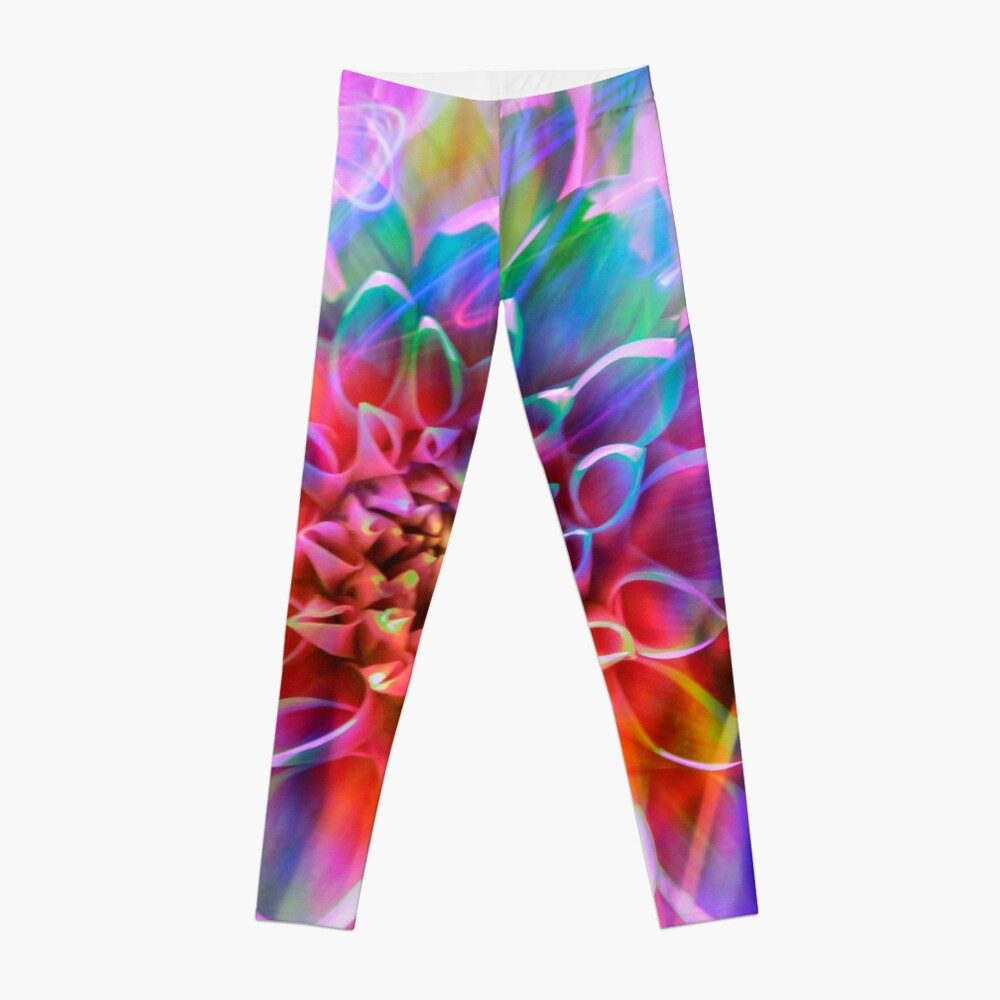 """Crosshairs of a Perpetual Doppler Shift"" Leggings"