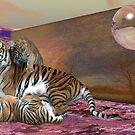 Three Tigers by toots
