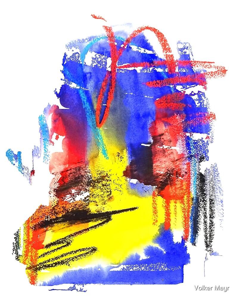 Good Night Dear Colors by Volker Mayr