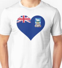 The Falkland Islands Unisex T-Shirt