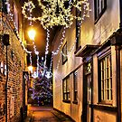Christmas in Knaresborough 1 by Colin  Williams Photography