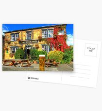 Cheers From The Woolpack Emmerdale Postcards
