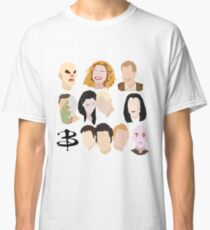 Buffy Villains Set Classic T-Shirt