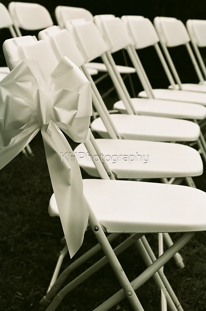 Chairs by KHPhotography