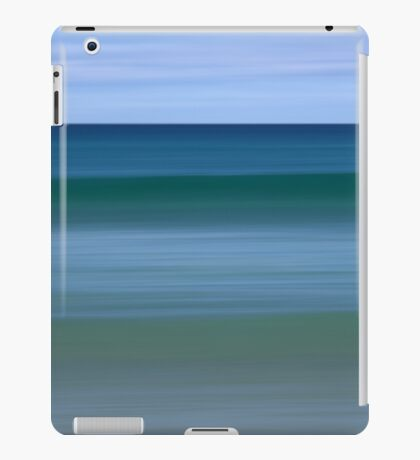 Aquamarine 2 iPad Case/Skin