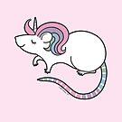 Pretty Rat Unicorn by zoel