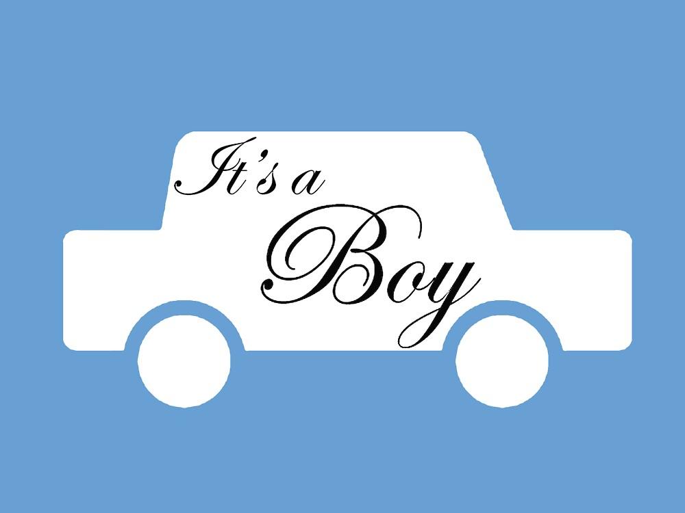 Car Baby Boy by antsp35