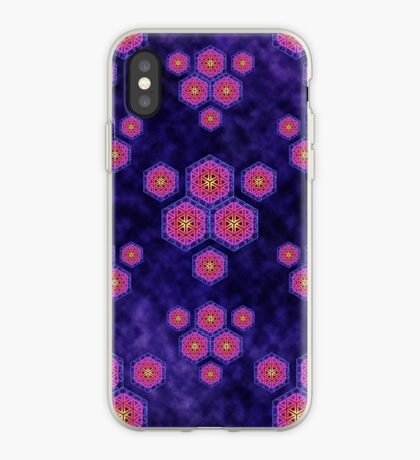 Hexachron 2 iPhone Case