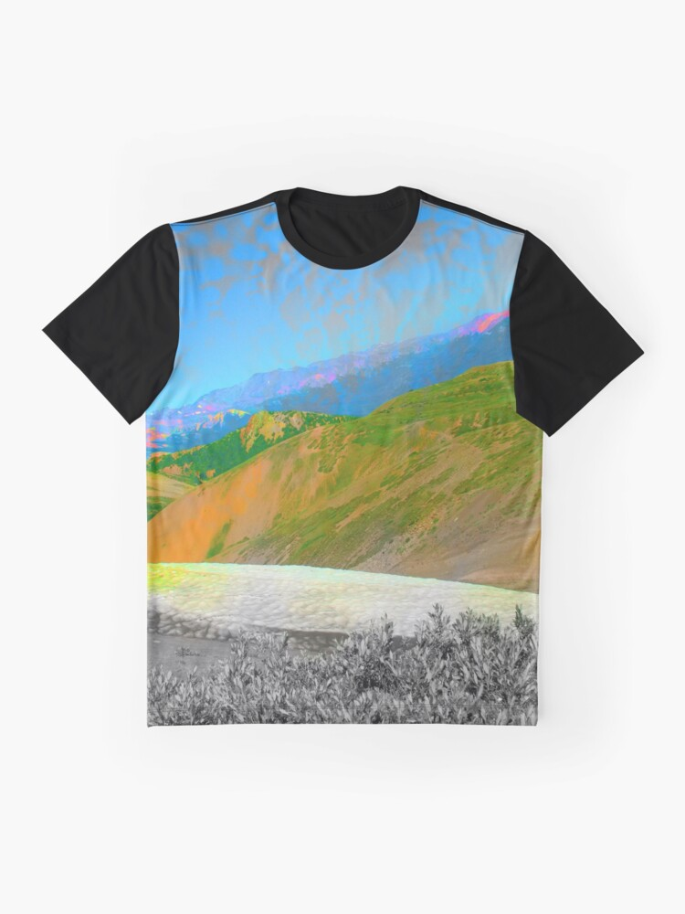 Alternate view of Instant Gratitude Graphic T-Shirt