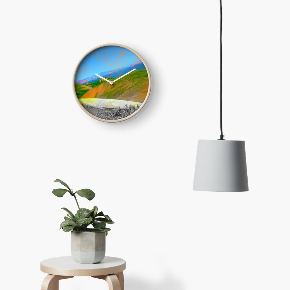 Instant Gratitude Clock