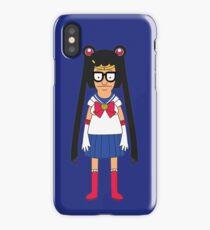 Tina Moon iPhone Case