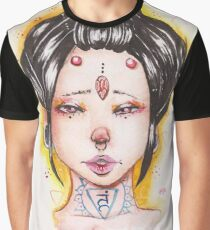 Gaia Graphic T-Shirt