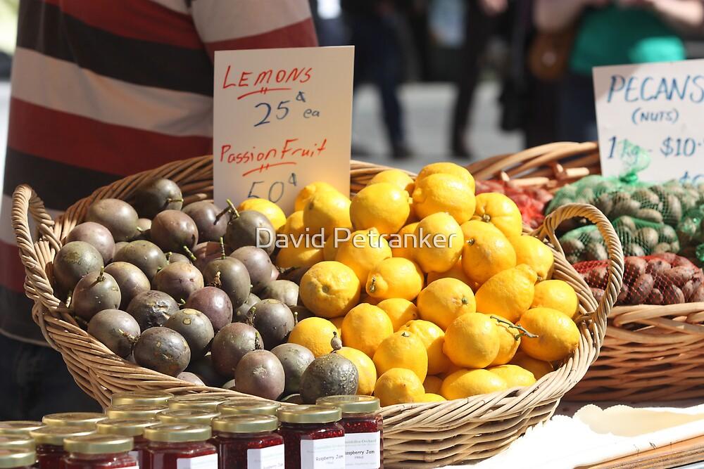 25c Lemons by David Petranker