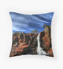 Nigretta Waterfalls Throw Pillow