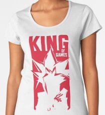King of Games Women's Premium T-Shirt