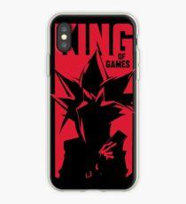 Vinilo o funda para iPhone Rey de los juegos