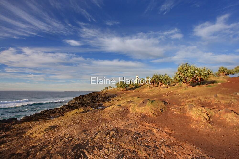 Fingal Headland by Elaine Harriott