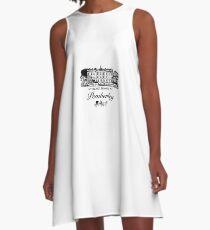 My Heart Belongs At Pemberley by Alice Flynn A-Line Dress