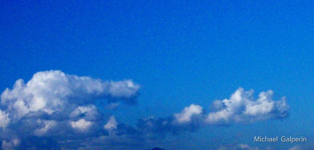 Clouds by Michael  Galperin