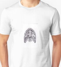 Original Cage- Ribs and Sternum T-Shirt
