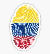 Identidad Colombia Sticker