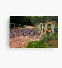 """The Road to Durdidwarrah"" Metal Print"