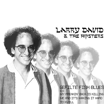 Larry david and the hipsters
