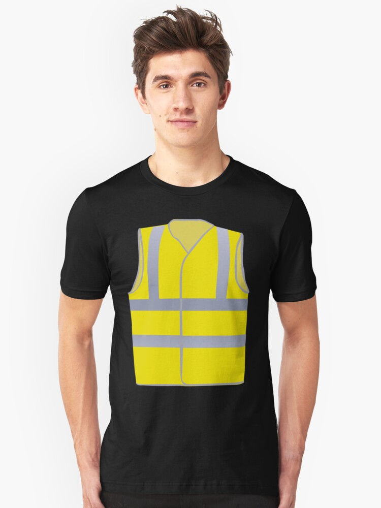 Saftey in the Comfort of your Own Shirt Unisex T-Shirt Front