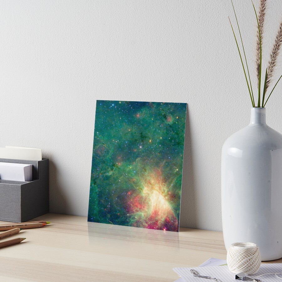 Abkürzung, Omega-Nebel, Weltraum, Astrophysik, Astronomie Galeriedruck