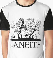 Janeite Fans of Jane Austen by Alice Flynn Graphic T-Shirt