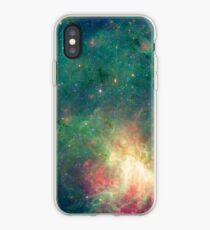 Omega-Nebel, Weltraum, Astrophysik, Astronomie iPhone-Hülle & Cover