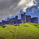 Castles of Wales - Welsh Castle by Remo Kurka